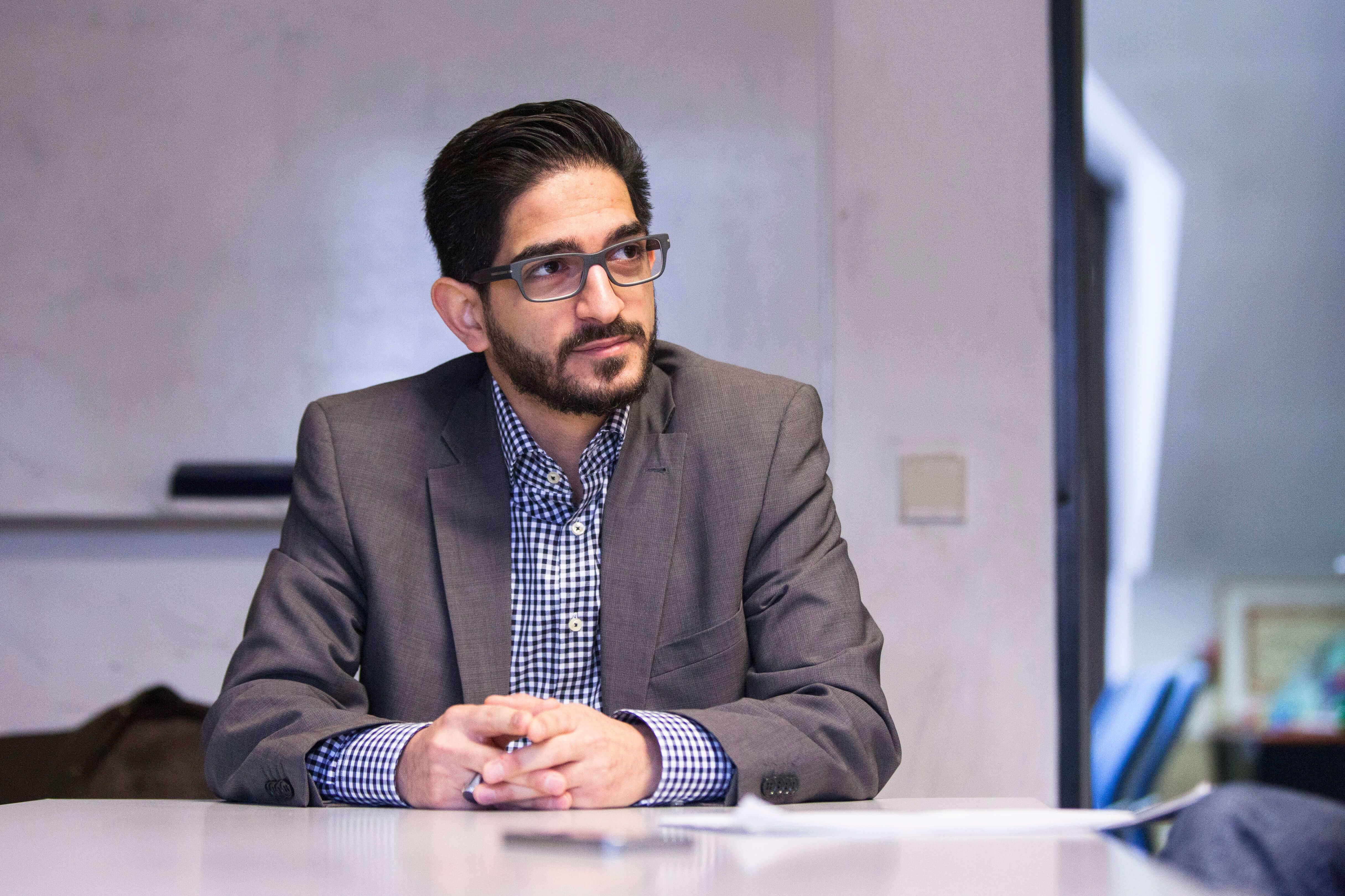 Iran Wirtschaft: Dawood Nazirizadeh, Unternehmensberatung Wiesbaden