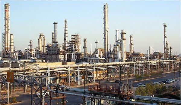 Iran Wirtschaft: Petrochemie