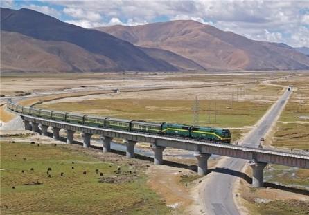 Iran Wirtschaft: Schienenverkehr
