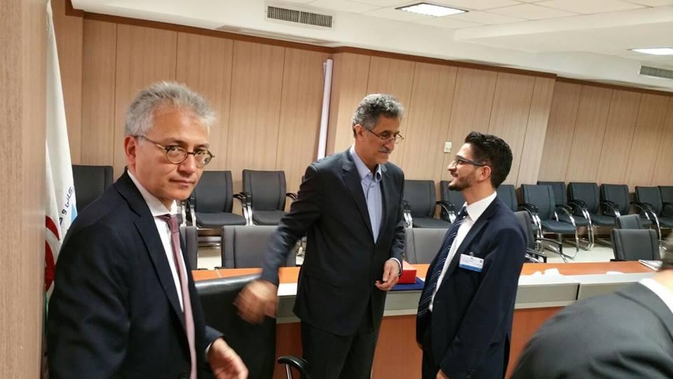 Unternehmen in Iran Iranische Handelskammer Teheran