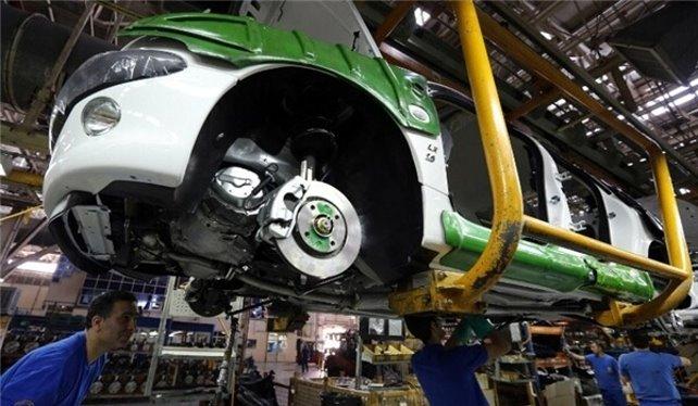 Iran Wirtschaft Automobilindustrie Iran Khodro