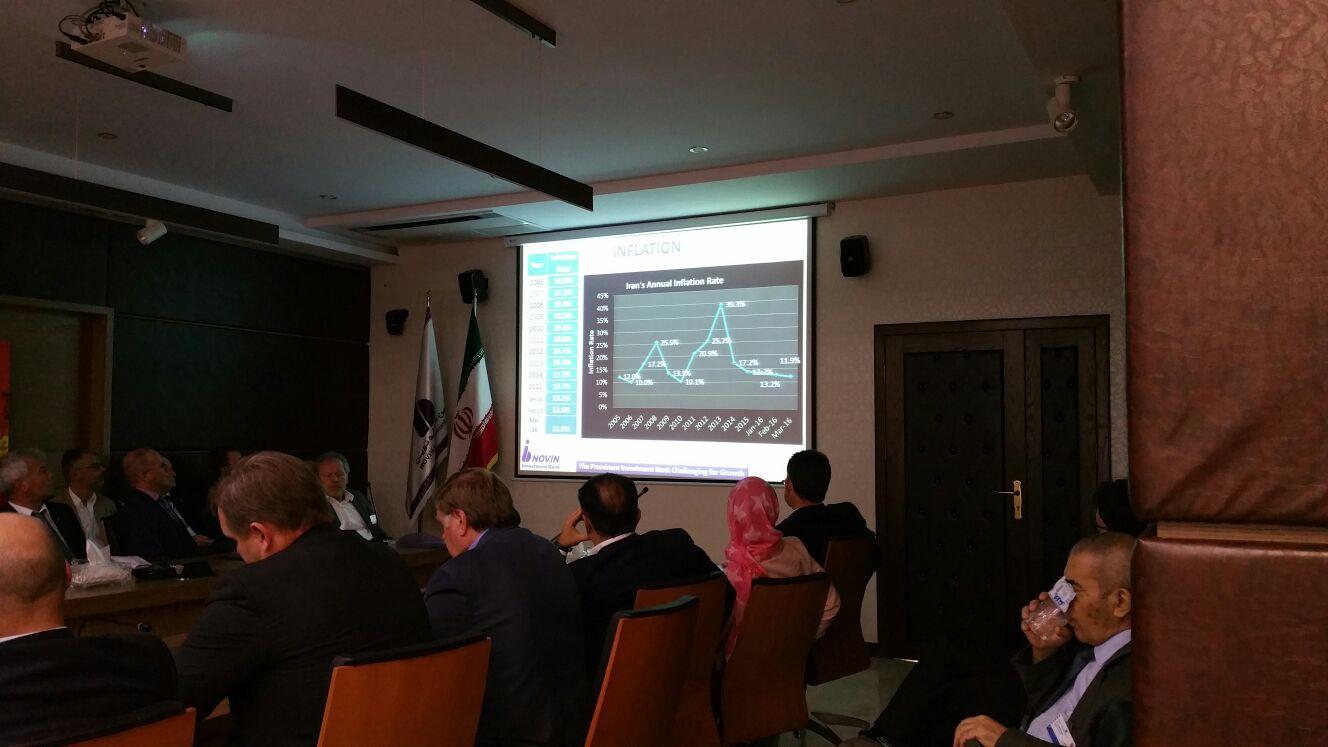 Hessische Unternehmen in Iran: Vortrag
