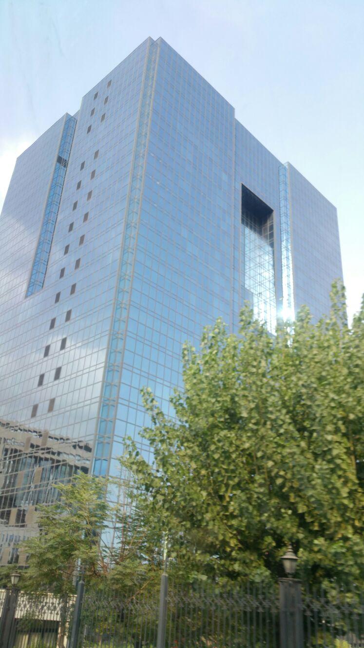 Unternehmen in Iran: Ansicht der Zentralbank