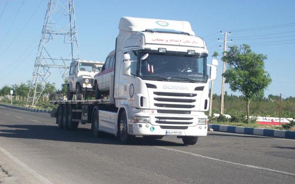 Iran Wirtschaft: LKW und Bus-Produktion