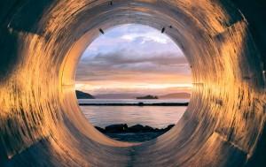 Wasserwirtschaft: Wasserpipeline, Beispielbild von picsbay