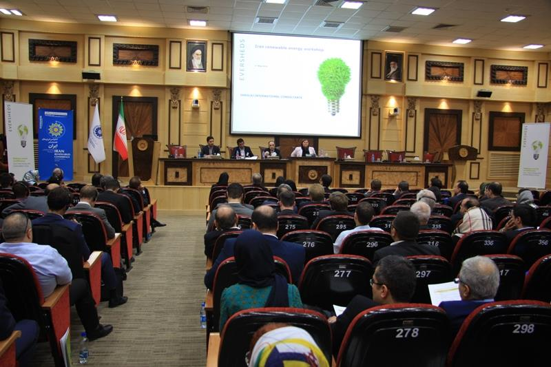 Erneuerbare Energien in Iran