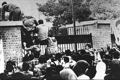 Iran Sanktionen: Botschaftsbesetzung in Teheran 1979