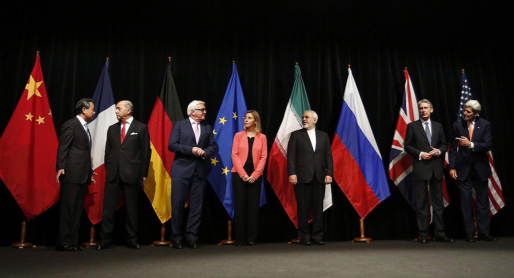 Iran Sanktionen: Abschluss Iran Verhandlungen. UNO. Wien, 14.07.2015, Foto: Dragan Tatic (CC-Lizenz 2.0)