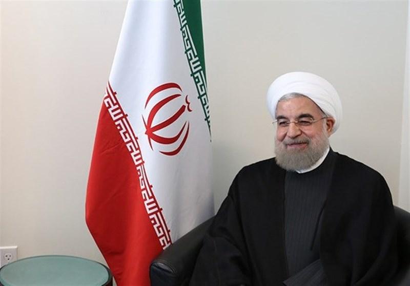 Iran Sanktionen: Iranischer Präsident Hassan Rouhani