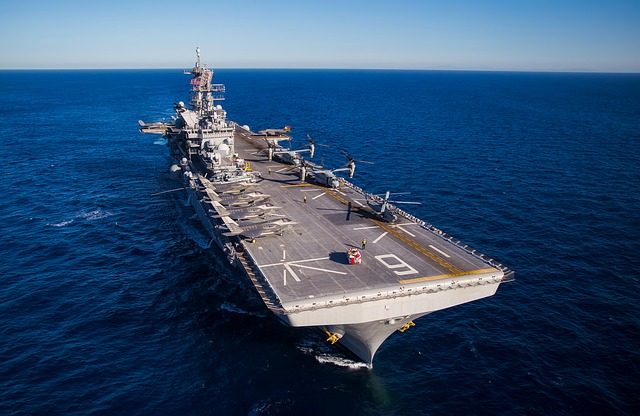 Iran Sanktionen: US-Flugzeugträger