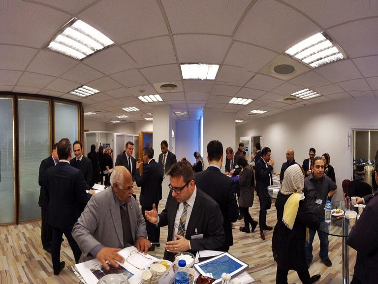 Reise nach Iran: B2B-Meeting in der AHK-Teheran