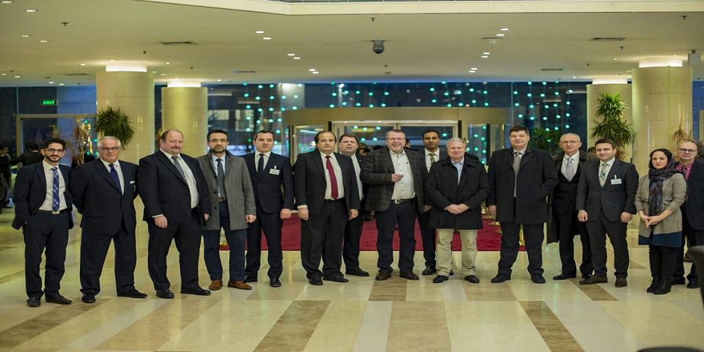 Wirtschaftsdelegation aus Rheinland-Pfalz auf Reise nach Iran
