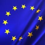 Iran Sanktionen: Flagge der EU