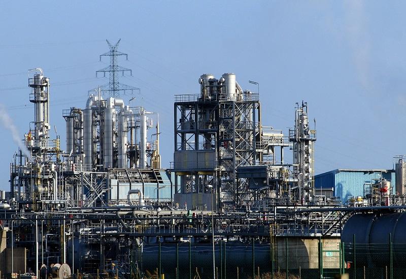 Iran Öl: Petrochemiewerk Beispielbild