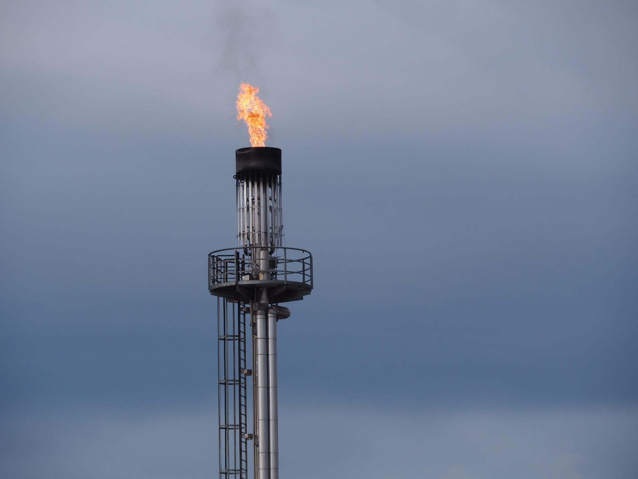 Iran Öl: Ölförderanlage