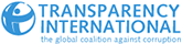 Logo von Transparency International beim Thema Korruption in der Iran Wirtschaft