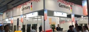 Iran Wirtschaft: Deutscher Pavillon auf der Iran-Plast Messe