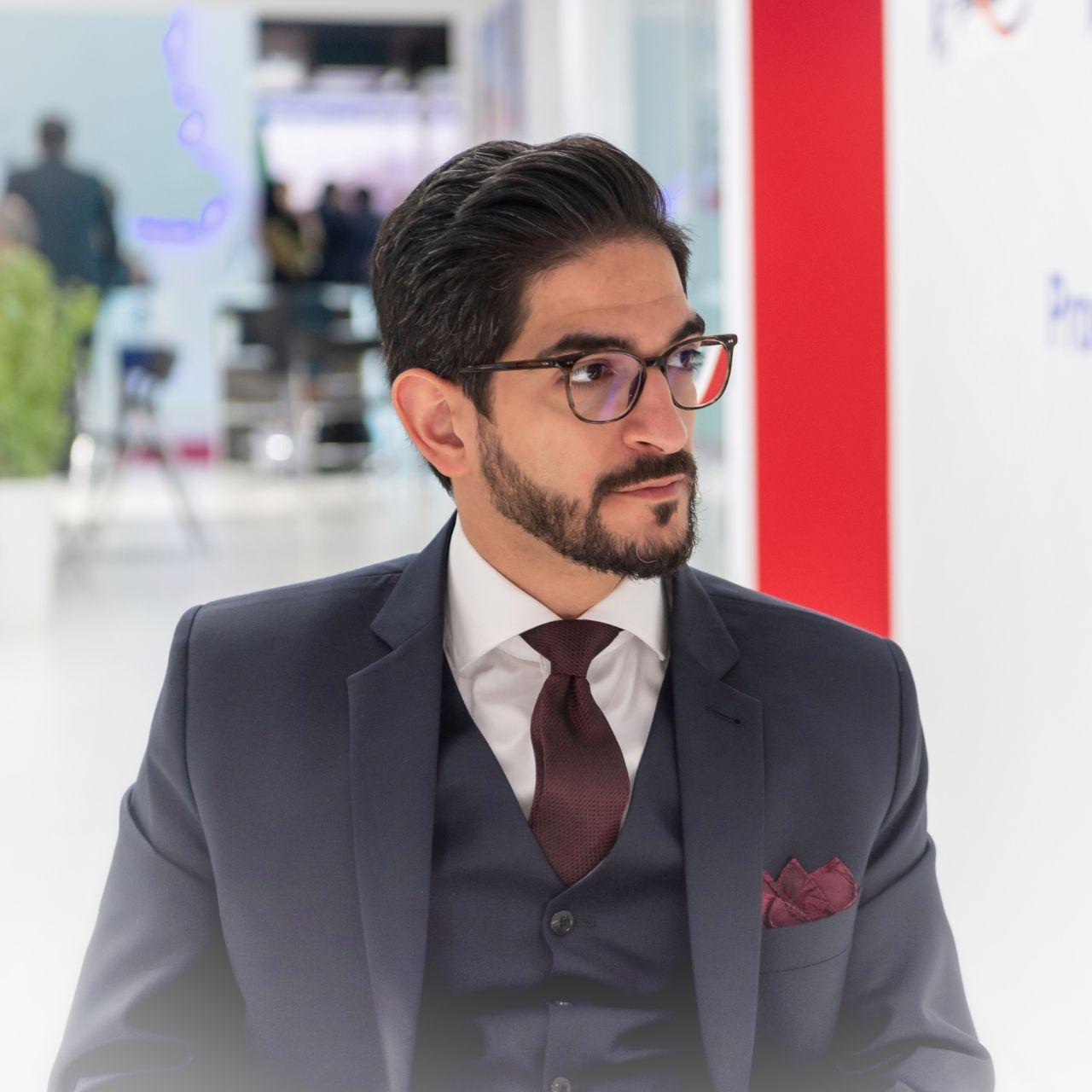 Dawood Nazirizadeh Inhaber der Unternehmensberatung Wiesbaden